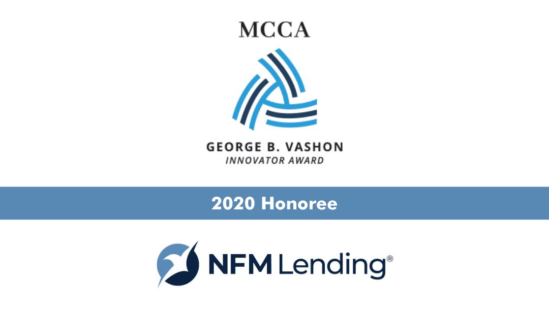George B. Vashon Innovator Award