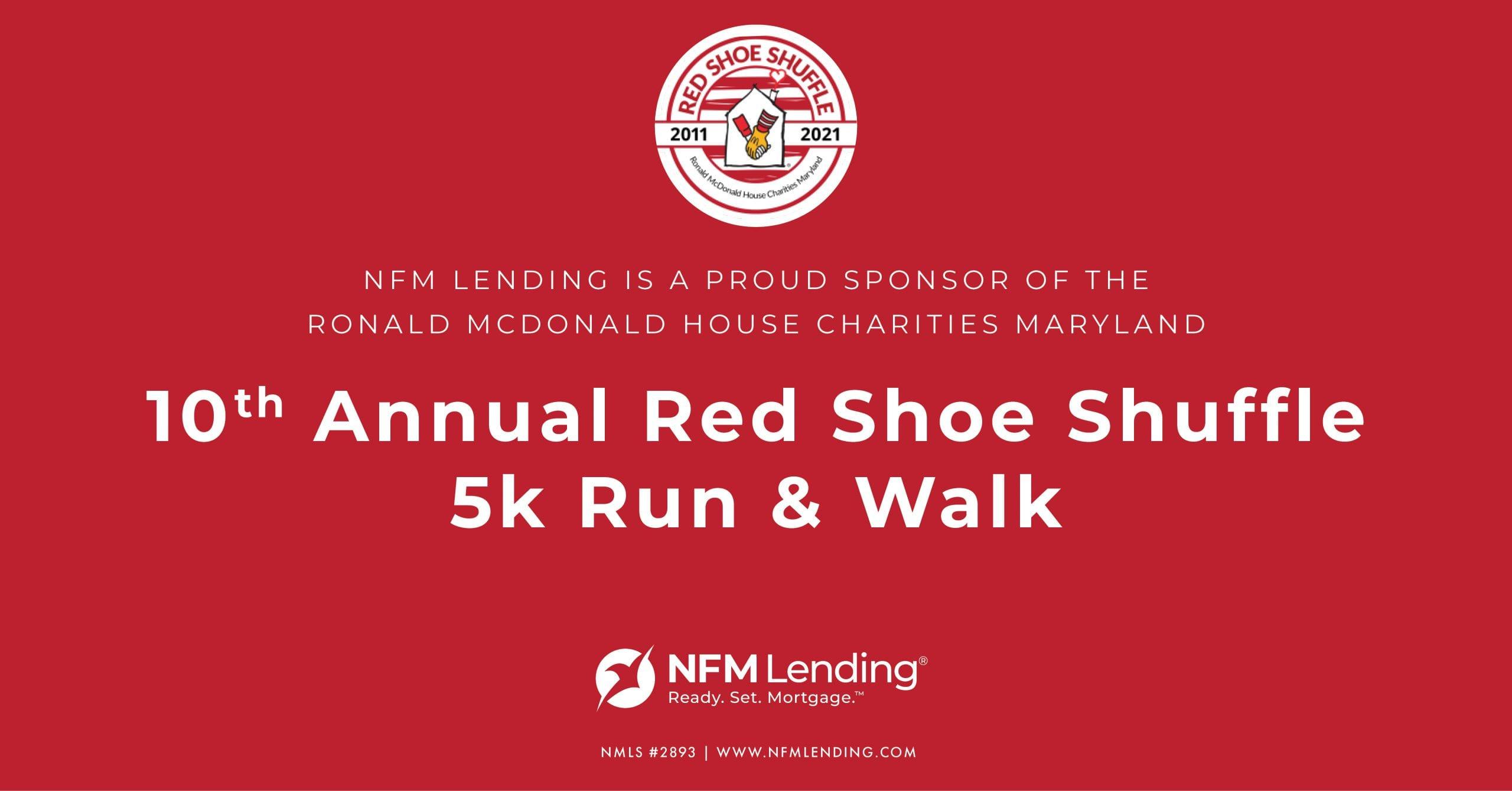 Red Shoe Shuffle 2021