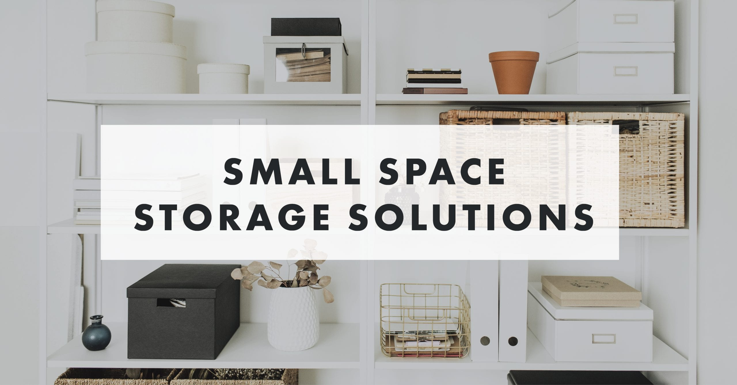 Space Storage Solutions