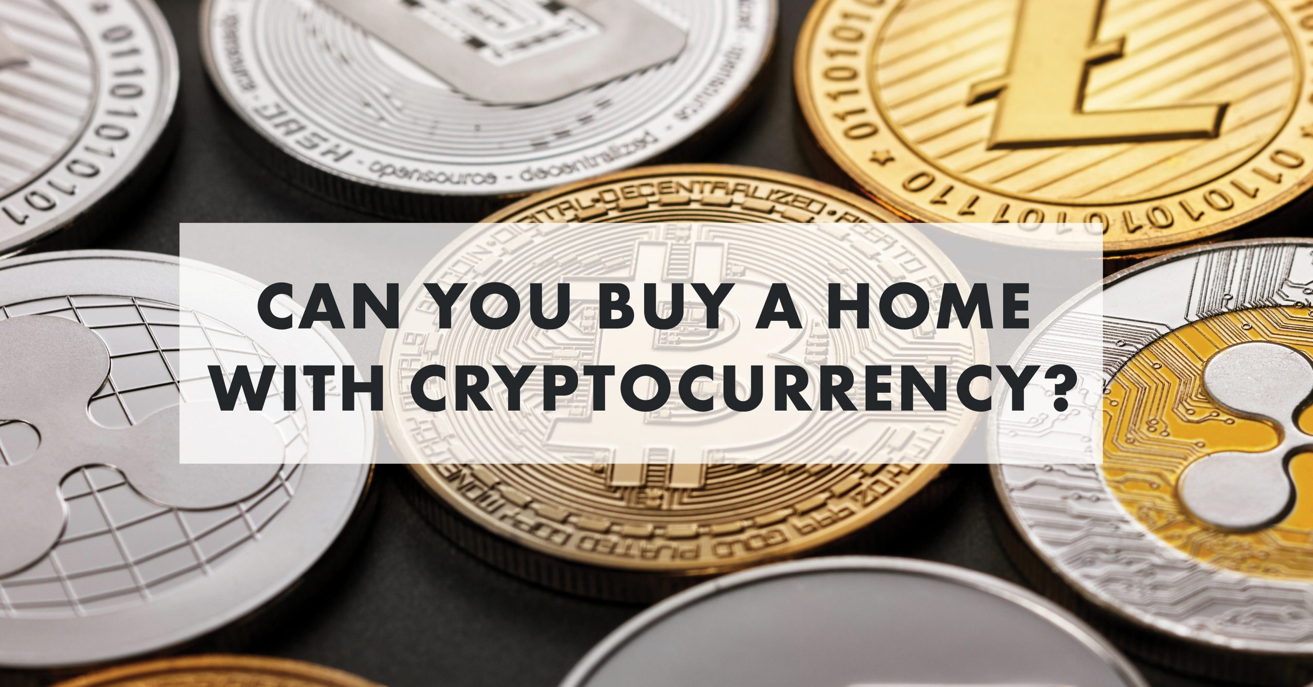 Can You Buy a Home with Cryptocurrency - Blog Image