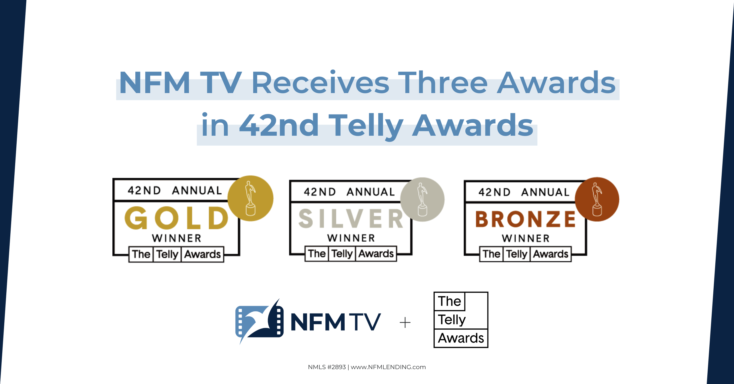 NFM Telly Awards 2021