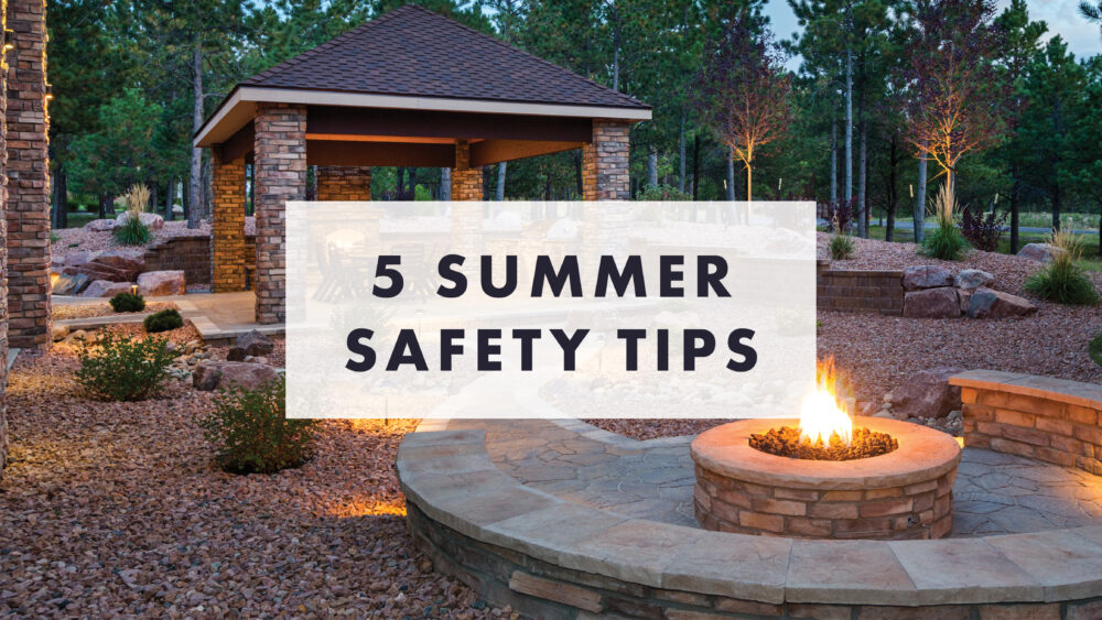 5 Summer Safety Tips