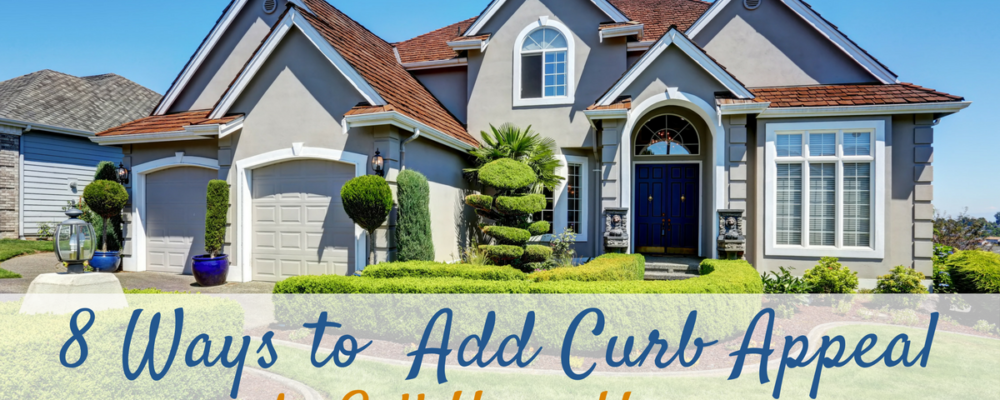 Curb Appeal Blog Image