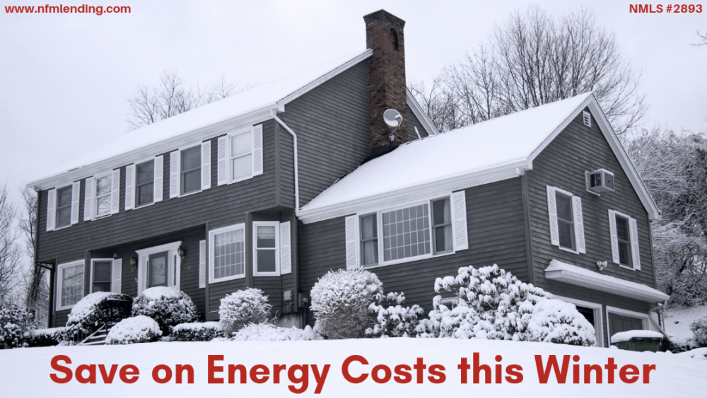 Save on Energy Costs this Winter