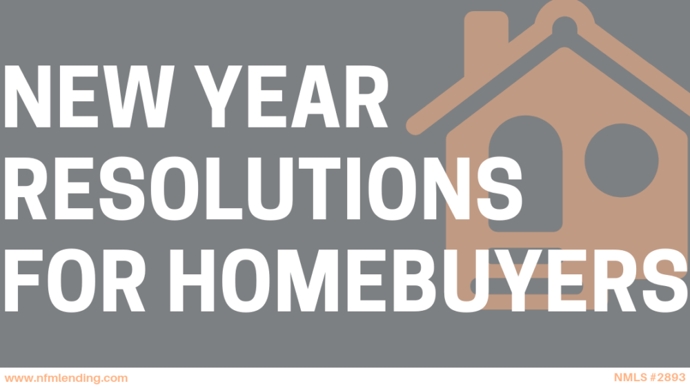 Homebuying Resolutions Blog Image