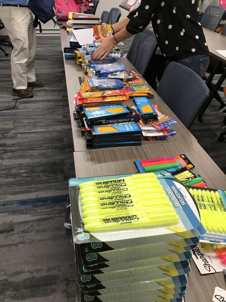 NFM Lending Holds Fourth Annual School Supply Drive - NFM