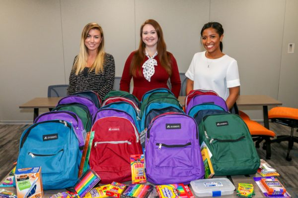 NFM Lending Holds Fifth Annual School Supply Drive
