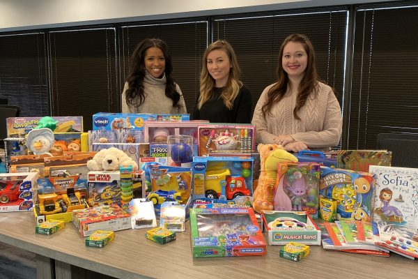 NFM Lending Holds Toys for Tots Drive