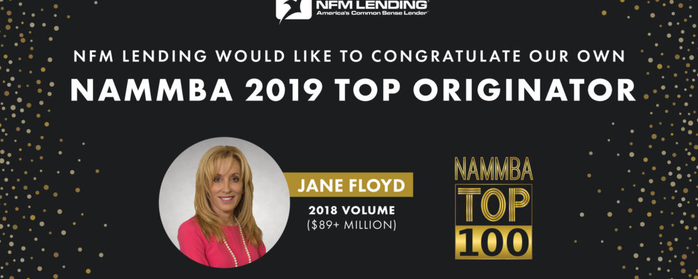 Jane Floyd Top 100 Originator