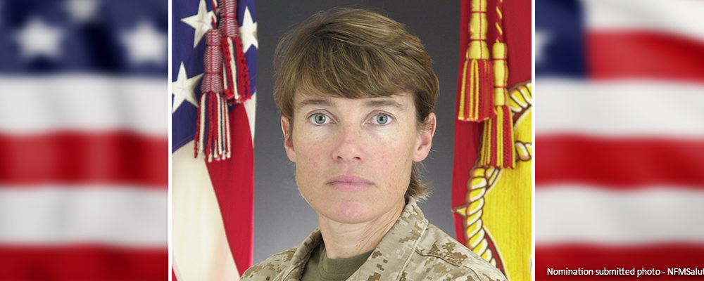Sergeant Major Nancy Ainsworth