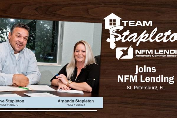 Team Stapleton NFM Lending