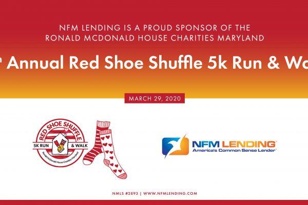 Red Shoe Shuffle 2020