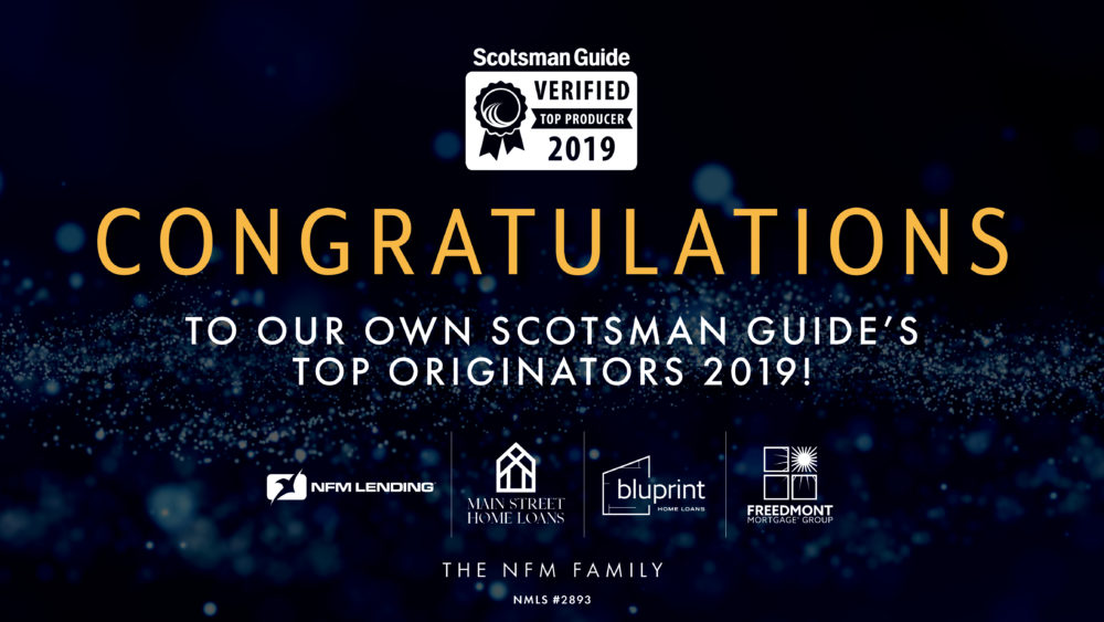 Scotsman Guide Top Originators 2019