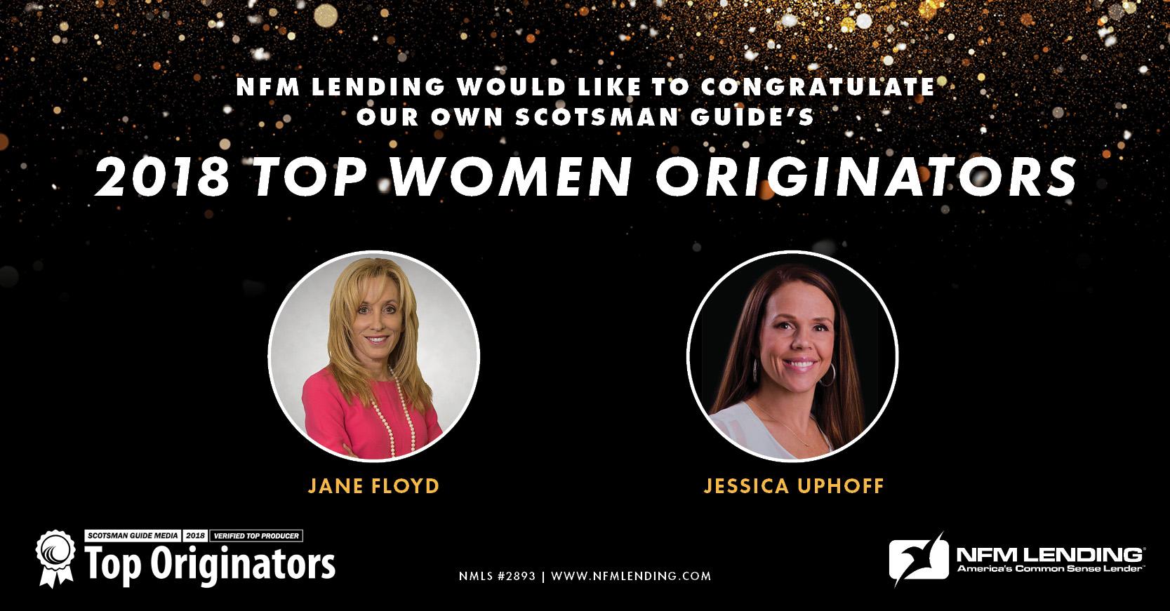 Top Women Originators