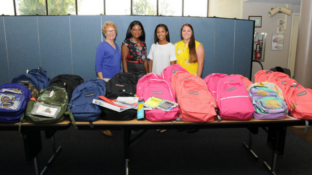 Fourth Annual School Supply Drive