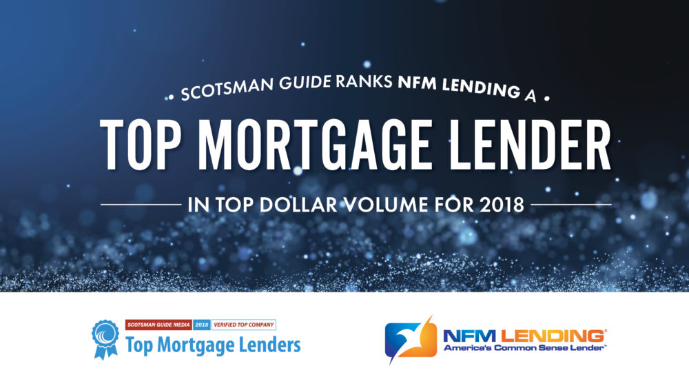 Top Mortgage Lenders 2018