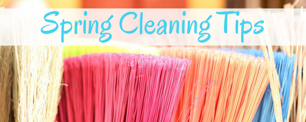 Spring Cleaning Tips Image