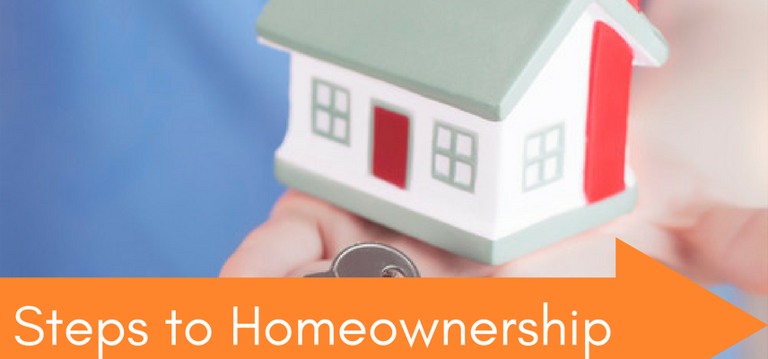 Steps to Homeownership 2