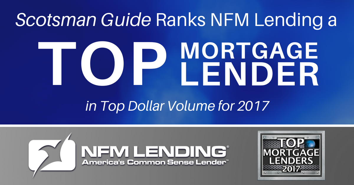 Top Mortgage Lenders To Work For 2017