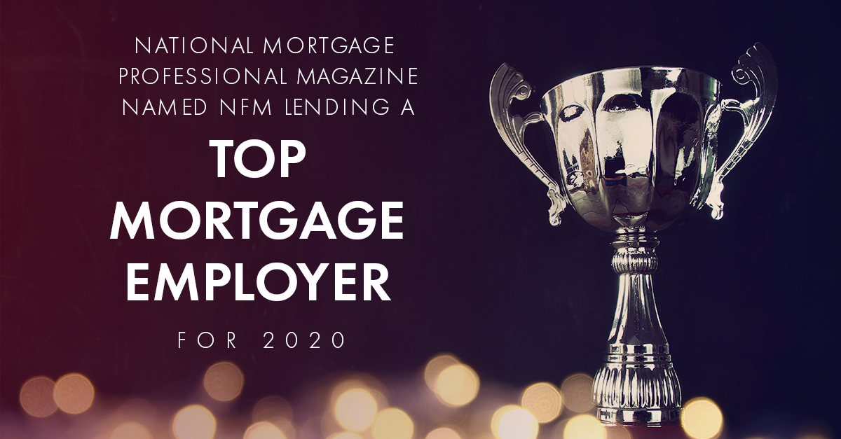 NMP Top Mortgage Employer 2020