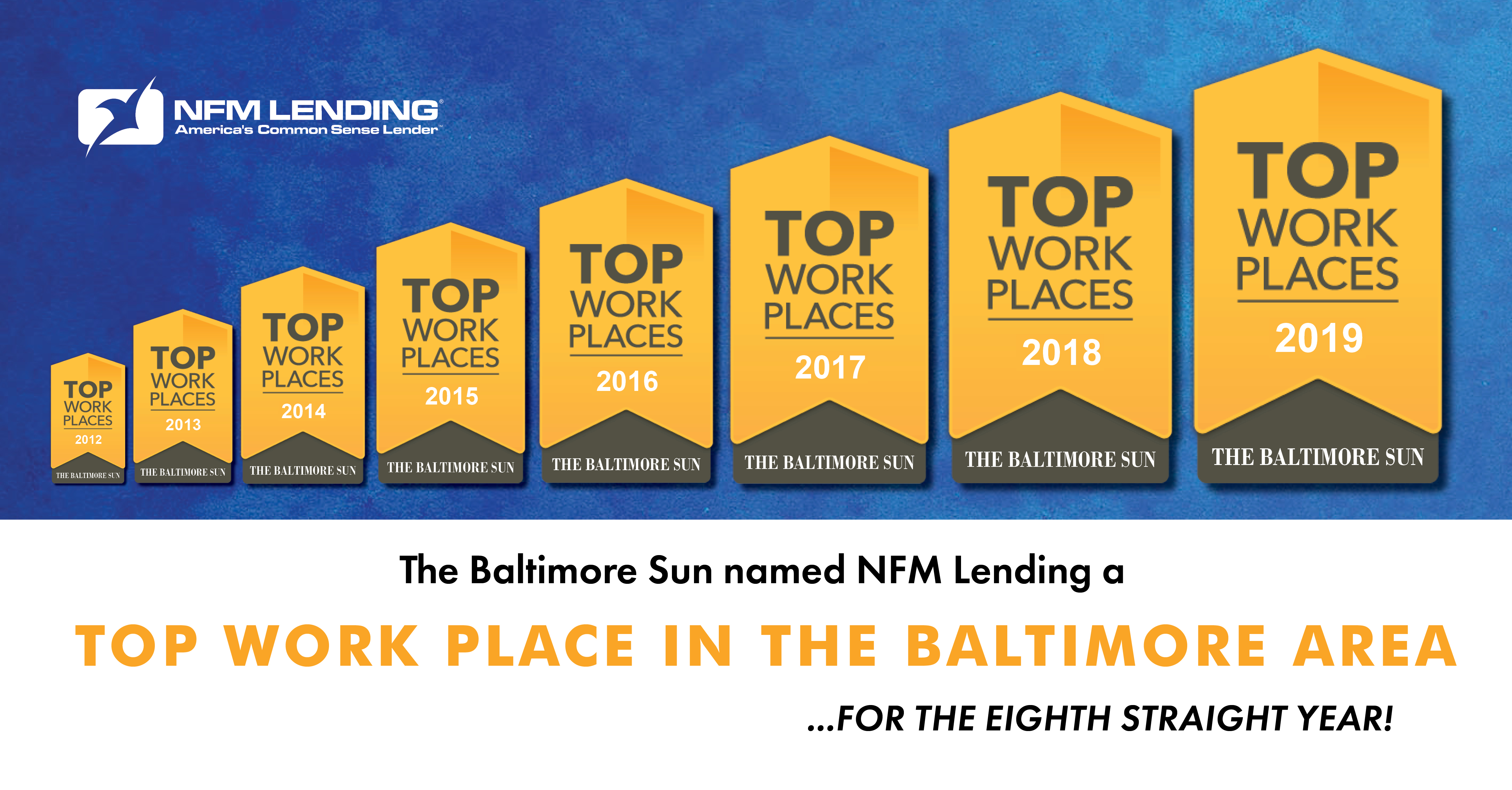 Baltimore Sun Top Workplaces 2019