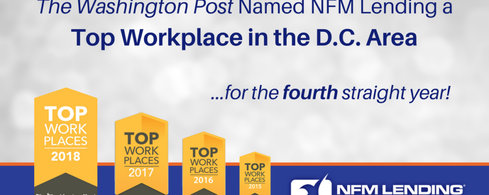 Top Workplace Washington 2018
