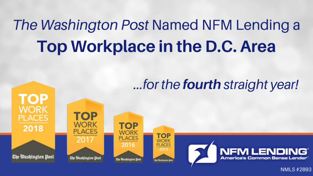 Top Workplace Washington 2018