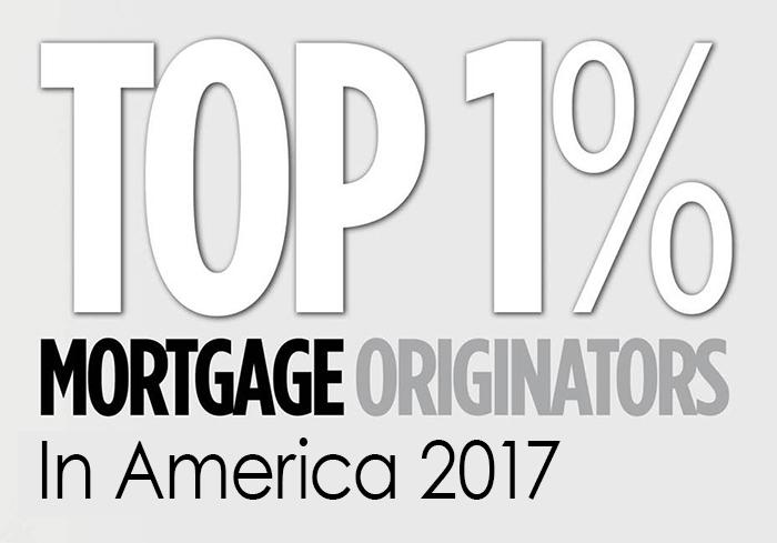 National Mortgage News Award